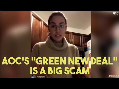 Alexandria Ocasio-Cortez Suggests People Should Stop Having Kids Because Of 'Climate Change'