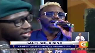 JKL| Sauti Sol Rising [ Part 1]