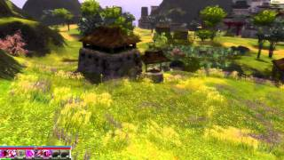Lets Play Guild Wars Factions SIGHTLESS -- Episode 2, Shing Jea
