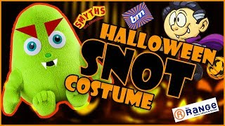 Snot getting a Halloween costume! Smyths Toys Superstore Christmas Advert 2017 #Picksnot