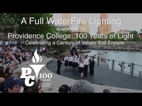 WaterFire Providence | May 19th, 2017