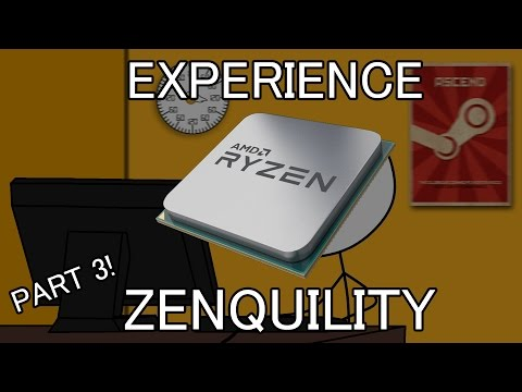 What it feels like to get a GTX 1080: Part 3 -- Experience Zenquility