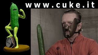 "cuke.it ""THE SILENCE OF THE CUCUMBERS"""