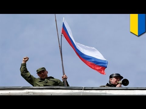 Crimea crisis: Russia's military prowess forces Ukraine out of Crimea