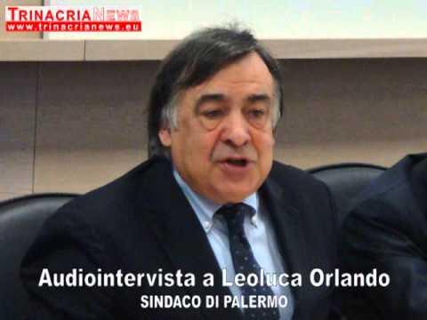 Leoluca Orlando (audiointervista)