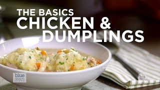 How to Make Chicken and Dumplings - The Basics on QVC