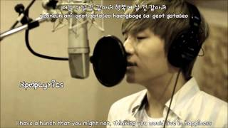 K.Will - A Bright Day [English Subs + Romanization + Hangul] HD