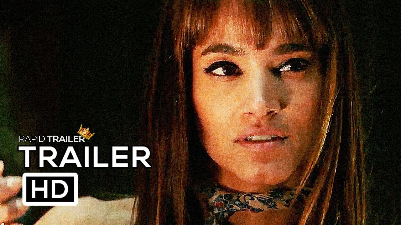 Hotel artemis official trailer 2018 sofia boutella dave for 4 design hotel artemis