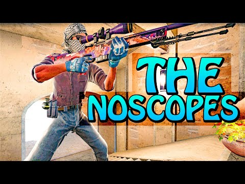 These NOSCOPES Are Nutty - CSGO Faceit