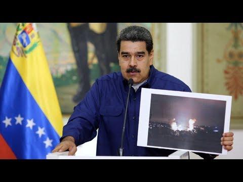 Venezuela Update: Massive Blackout, US Unconventional Warfare?