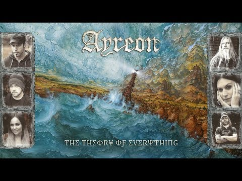 Ayreon - The Theory of Everything (Album Lyric Video)