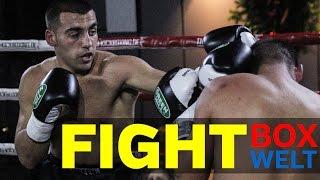 Yosko Stoychev vs Jan Sendrei - 4 rounds Light Heavyweight - 28.12.2016 - Gildehaus Luechow