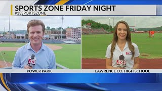 Sports Zone LIVE from Power Park and Kentucky H.S. Football