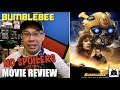 Bumblebee is the BEST Transformers Live Action film!! - [TF MOVIE SHOW #28]