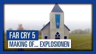 Far Cry 5 - Making of... Explosionen | Ubisoft [DE]