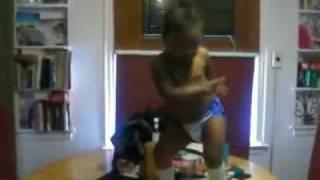 BABY DOING THA STANKY LEG HELLA FUNNY/ FOLLOW ME @THETRUEJOHNDOE