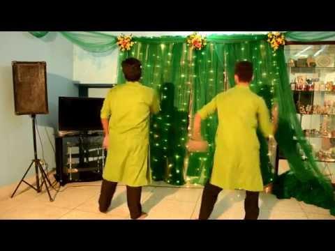 | Aaj Ki Party | Holud Dance