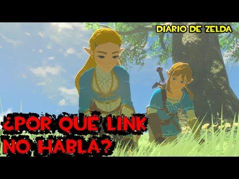 ¿Por qué Link NO HABLA en BREATH OF THE WILD? -Opinión