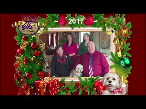 Holiday Greetings from Malcolm J. McPherson, Jr.
