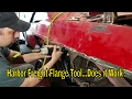 Harbor Freight Flange Tool and Impala Update!!