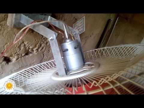 50 watts poly solar panel & Solar wall bracket fan tips & tricks