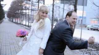 Свадьба Сергея и Светланы (Свадебный клип)