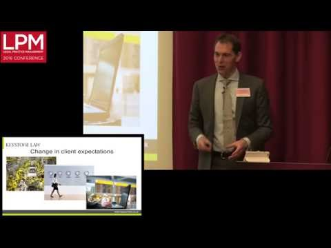 Reshaping business models within SME law firms, William Robins, Keystone Law @ LPM 2016