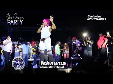 Ishawna at After Champs Party 2016