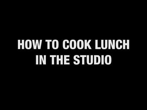 In The Studio with Dada Life #12 - How To Cook Lunch In The Studio