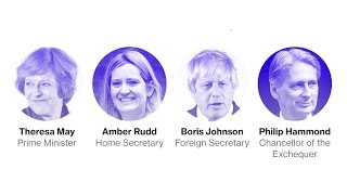 The Names You Need to Know in the U.K.'s New Government