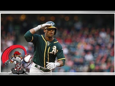 Oakland a's avoid arbitration with khris davis on 1-year contract