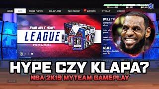 Czy warto będzie wrócić do MyTeam? ► NBA 2k19 GAMEPLAY + newsy + locker code!