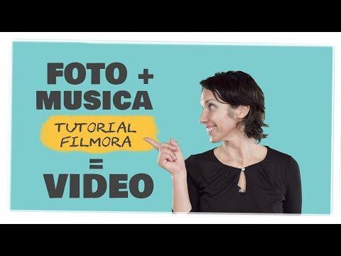 Crea video con foto e musica: il tutorial Filmora per dare energia e stile al tuo montaggio