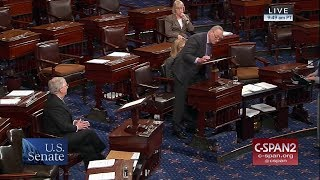 Senators McConnell & Schumer on Bipartisan Budget Deal (C-SPAN)