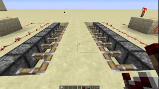 Minecraft Pistonlu Tuzak Yapımı