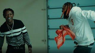 Смотреть клип Jackboy Ft. Sada Baby - Man Down