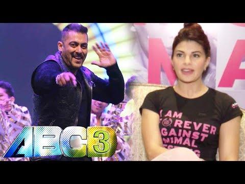 Jacqueline Fernandez REACTS On Doing ABCD 3 With Salman Khan
