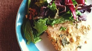 Baked Maple Glazed Miso Salmon Recipe by: Food Luv Bites