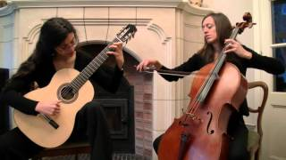 Scarborough Fair (Cello-Guitar Duo)