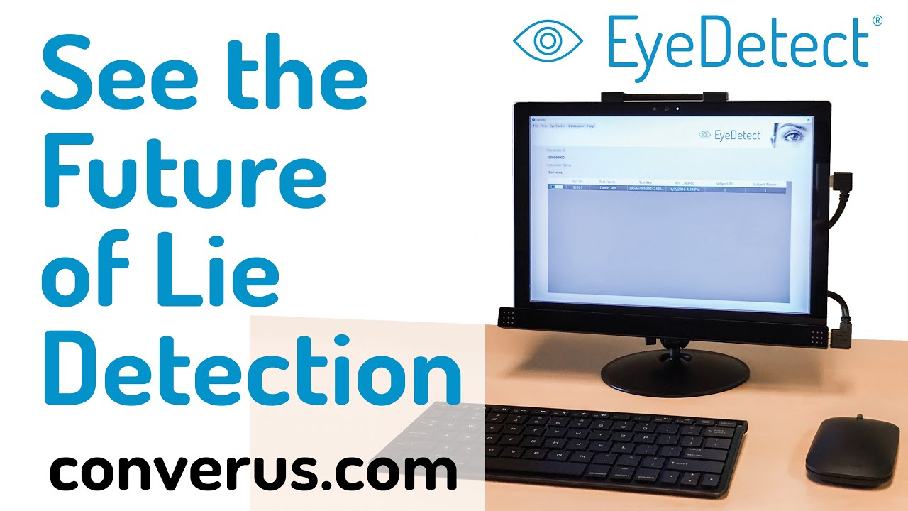 EyeDetect: The Lie Detector that Reads Your Eye Behavior
