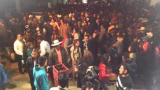 Los CHUGURANOS en concierto en el distrito de Tongod