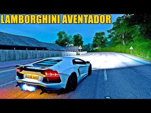 LAMBORGHINI AVENTADOR NO CARRO SURPRESA - FORZA HORIZON 4 ONLINE - GAMEPLAY thumbnail