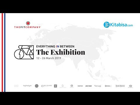 Everything In Between: Exhibition - Live Streaming