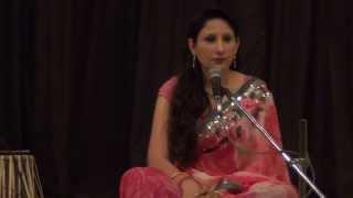 Boojh Mera Kya Naam Re Nadi Kinare Gaon Re sung by singer Simrat Chhabra