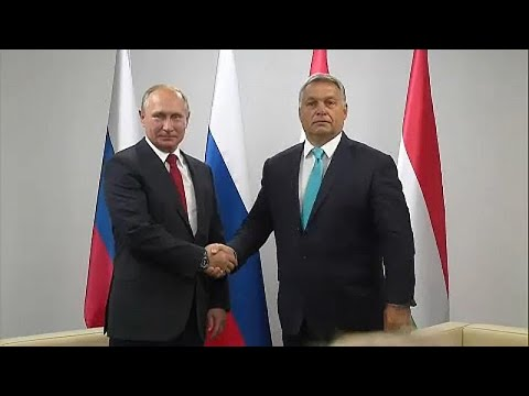 Putin due to host Hungary's far-right leader Viktor Orban