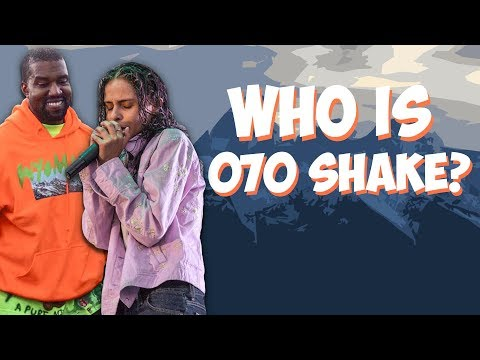 Who is Kanyes New Prodigy, 070 Shake? : hiphopheads