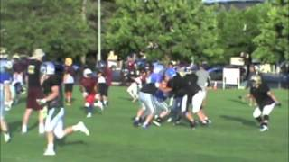 Jonathan Rush: June 2015 Football Camp