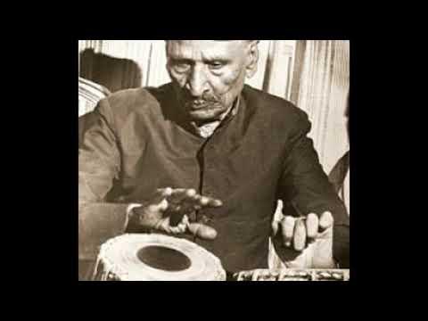 Ustad Ahmed Jaan Thirakwa Explains the Format of Tabla Solo
