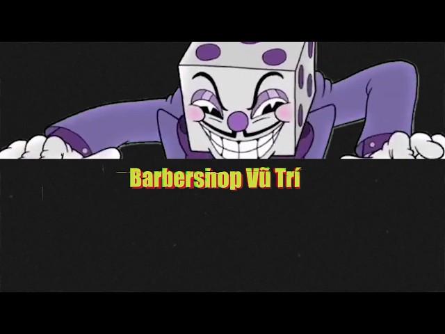 Barber Style x Cuphead Style   Barbershop Vũ Trí