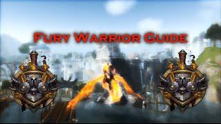 Гайд по Фури Вару Патч 6.2.2 Дренор - Fury Warrior Patch 6.2.2 Guide- Рейвис